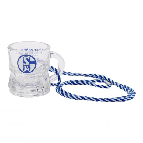 Schnapsglas mit Kordel