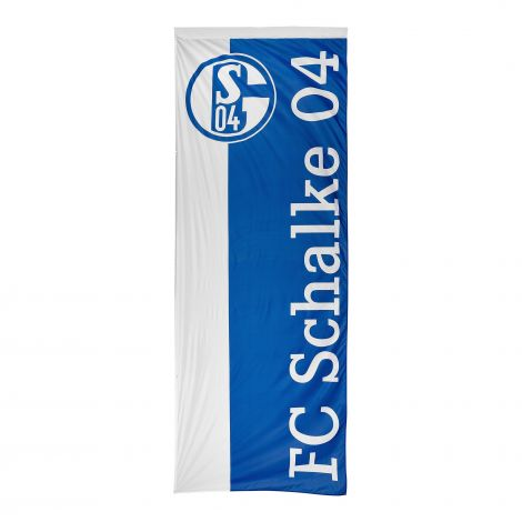Hissfahne blau weiß 150x400 cm