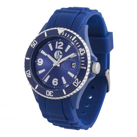 Uhr Signet königsblau