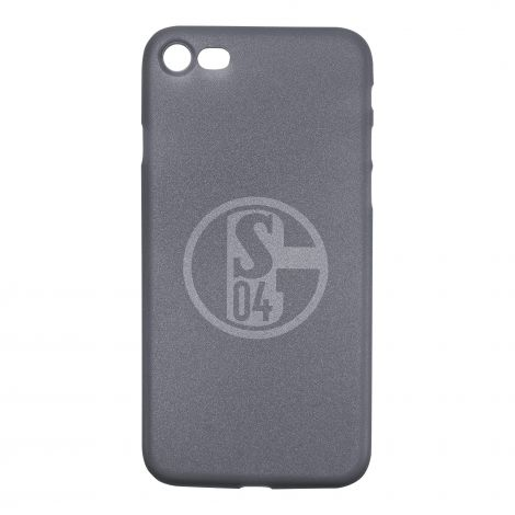iPhone 7/8 PP Case Transparent schwarz