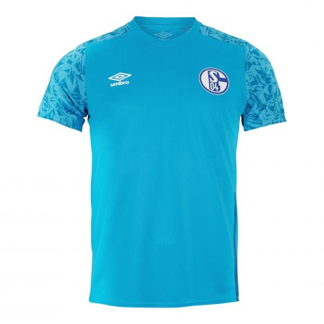 Trainingsshirt Team hellblau