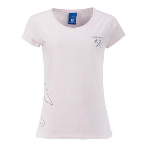 T-Shirt Damen rosé
